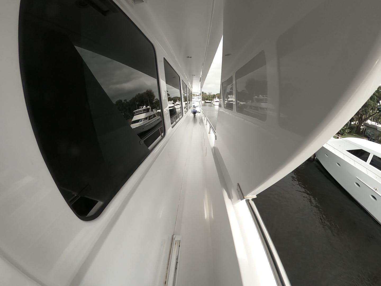 2001 Hargrave 109' Tri Deck SeaStar   Picture 5 of 46