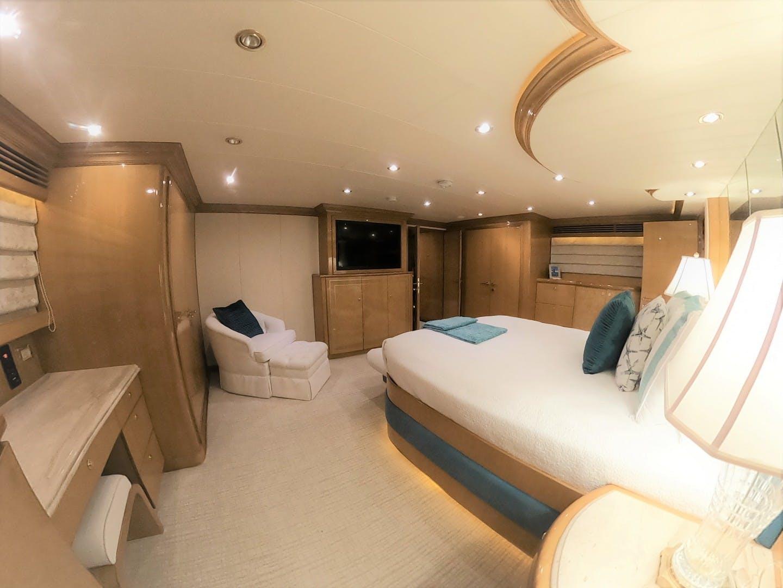 2001 Hargrave 109' Tri Deck SeaStar | Picture 6 of 46