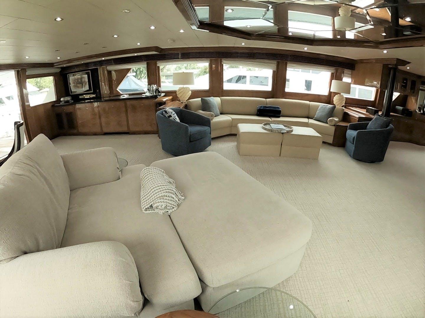 2001 Hargrave 109' Tri Deck SeaStar | Picture 5 of 46