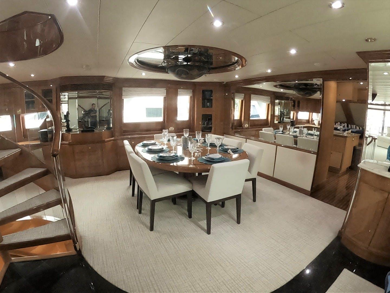 2001 Hargrave 109' Tri Deck SeaStar | Picture 8 of 46