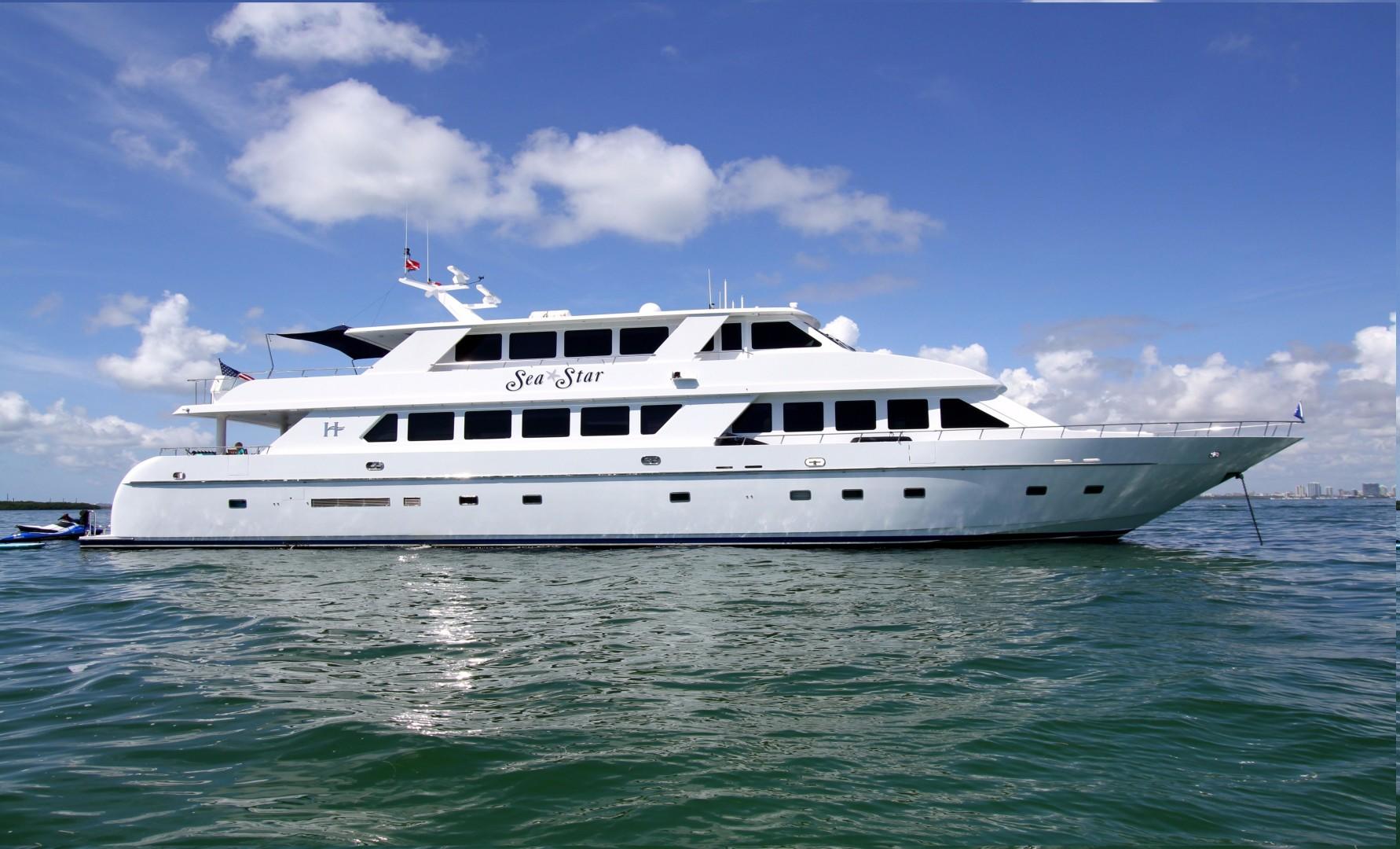 "2001 Hargrave 109' Tri Deck ""SeaStar"""