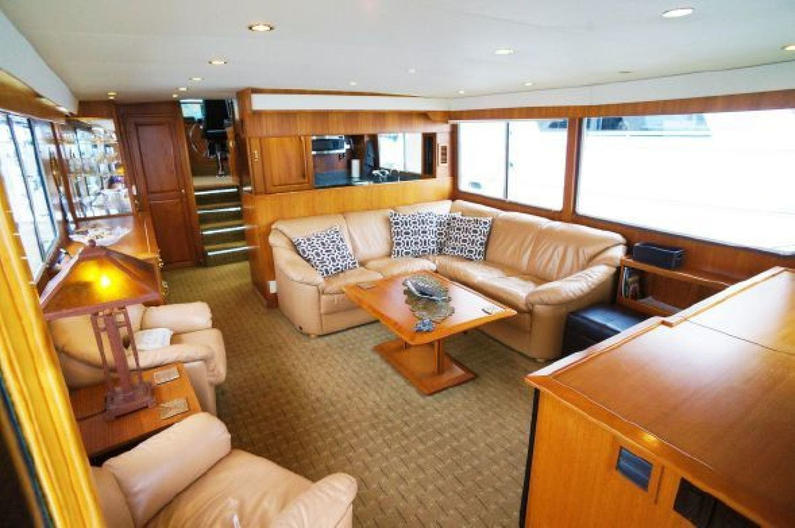 1990 Tollycraft 61' 61 Motor Yacht Graceful lady | Picture 2 of 45