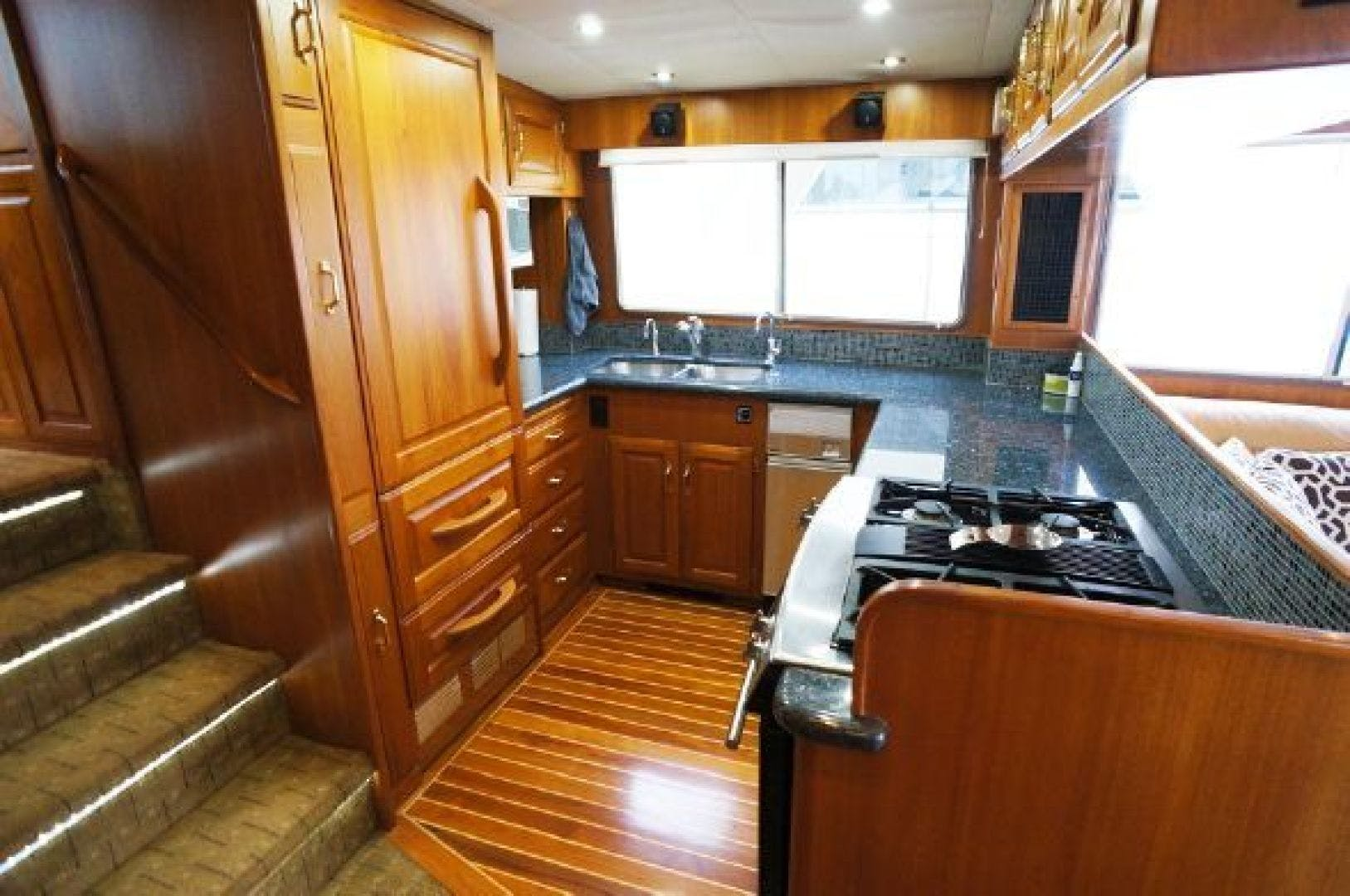 1990 Tollycraft 61' 61 Motor Yacht Graceful lady | Picture 1 of 45