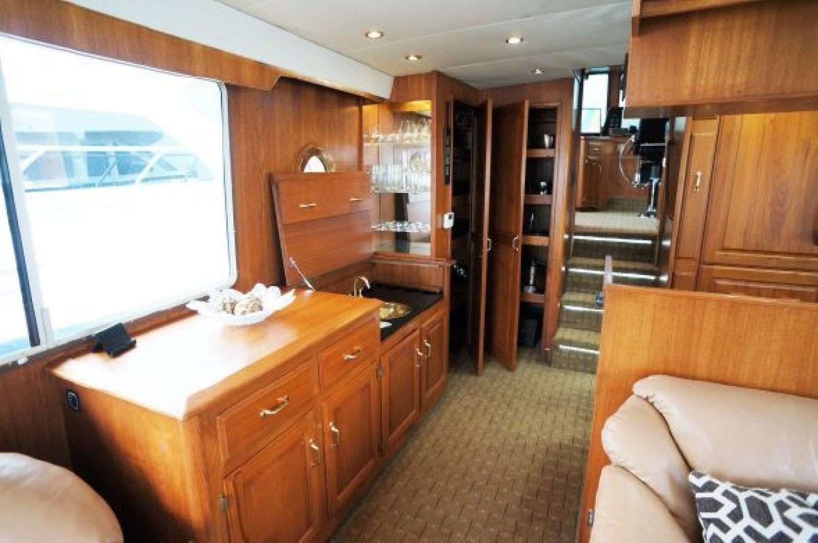 1990 Tollycraft 61' 61 Motor Yacht Graceful lady | Picture 7 of 45