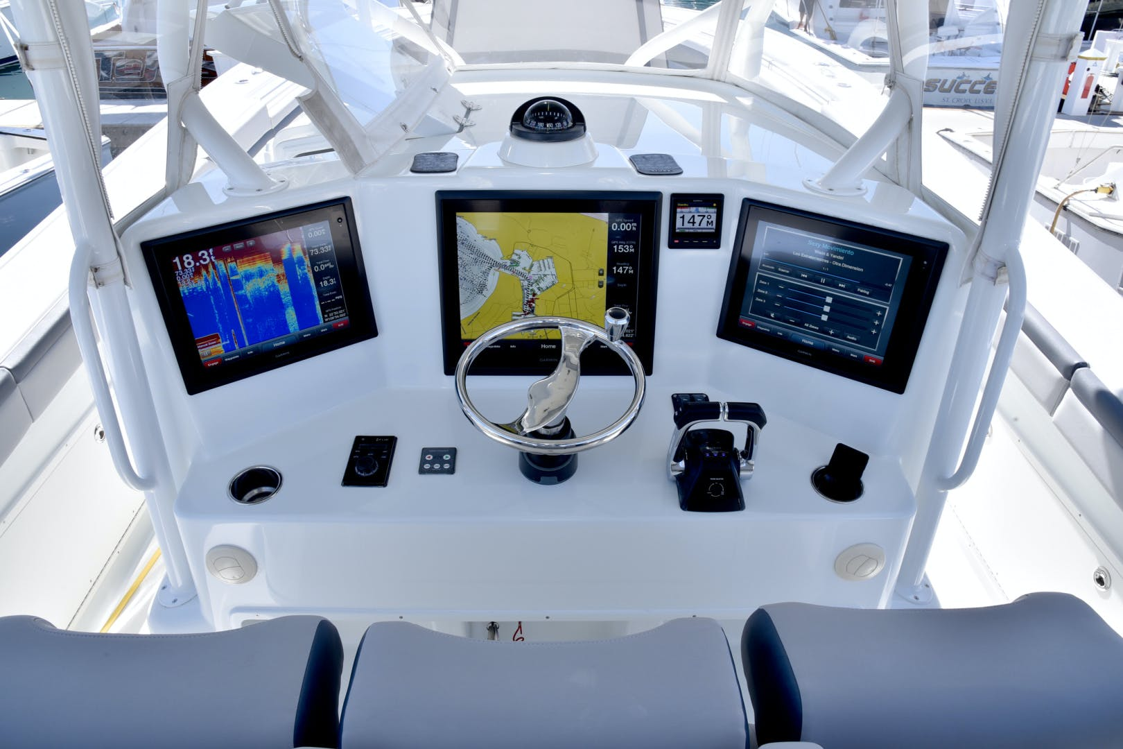 2015 Yellowfin 42' 42 Center Console Tejas | Picture 6 of 95