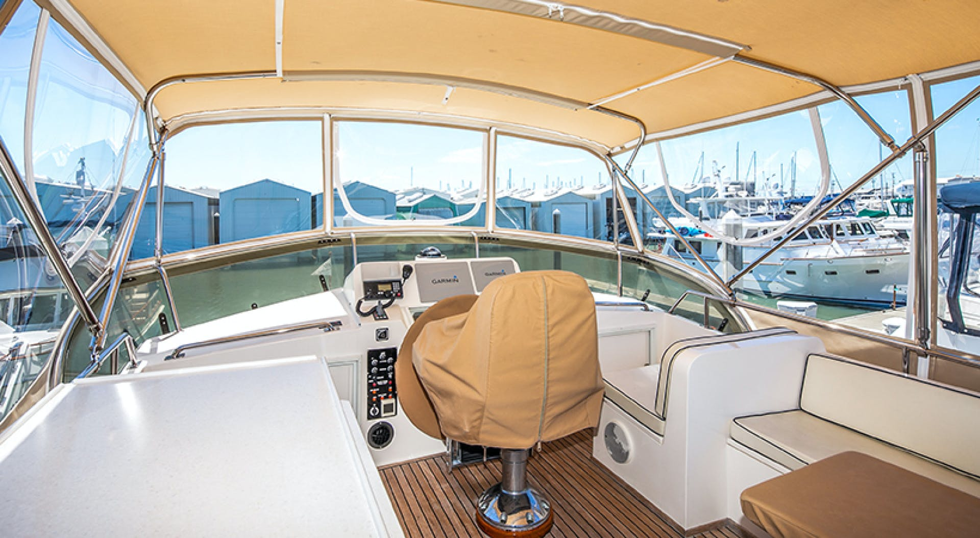 2007 Grand Banks 52' 52 Europa Pinkerton | Picture 1 of 26