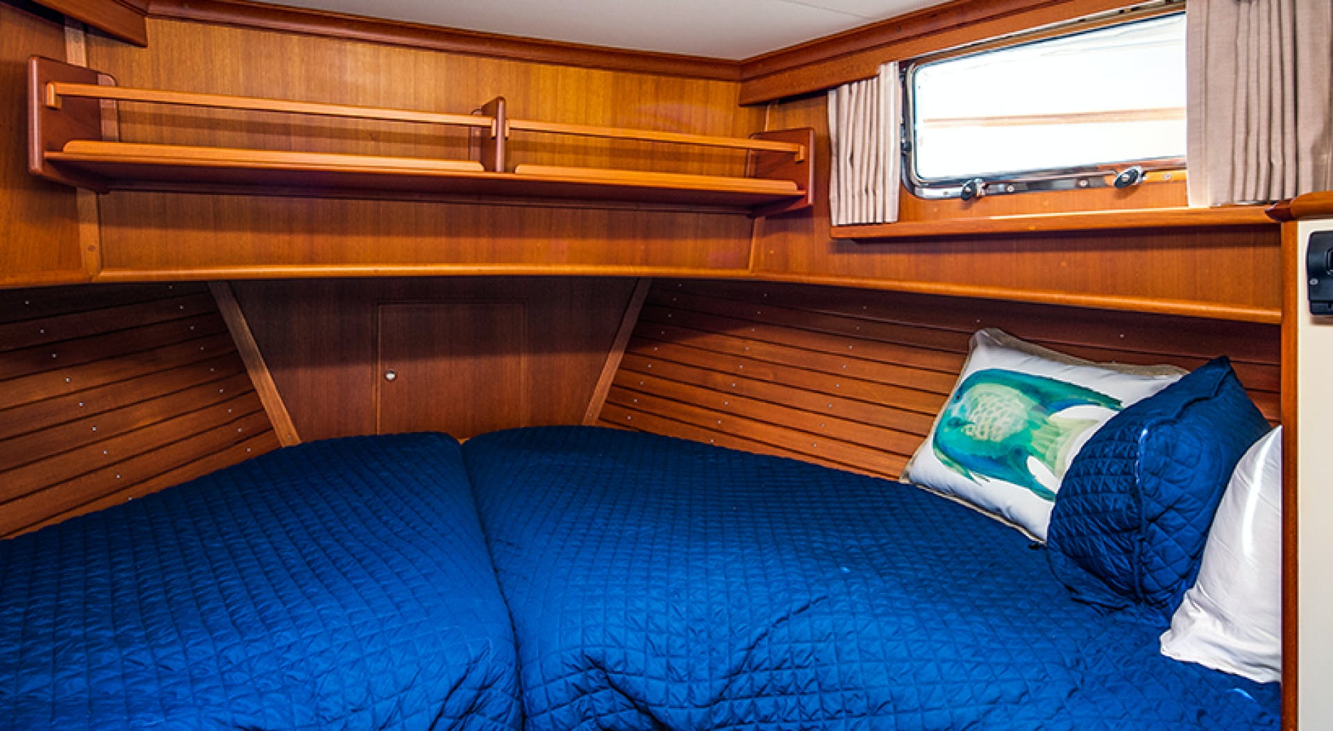2007 Grand Banks 52' 52 Europa Pinkerton | Picture 4 of 26