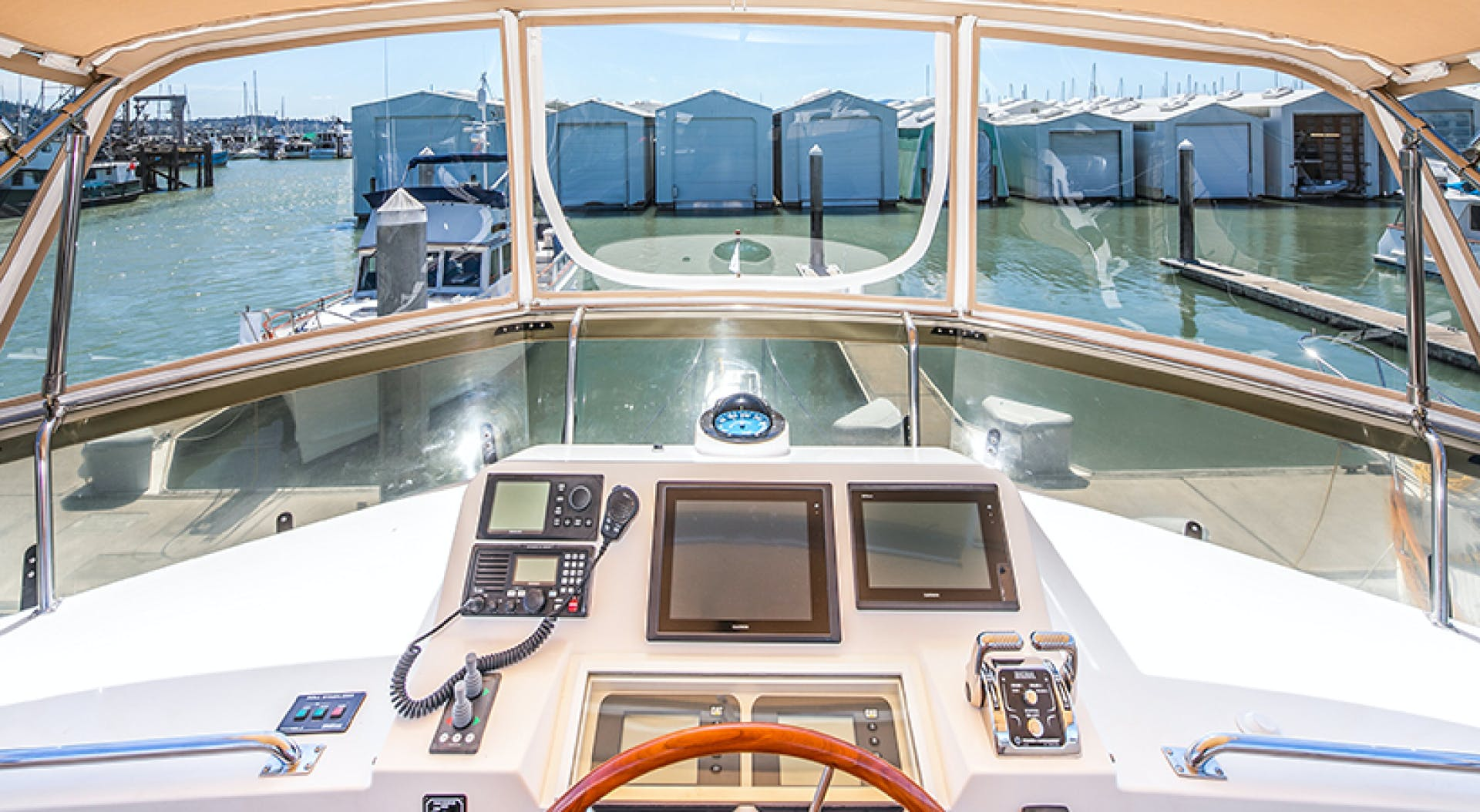 2007 Grand Banks 52' 52 Europa Pinkerton | Picture 8 of 26