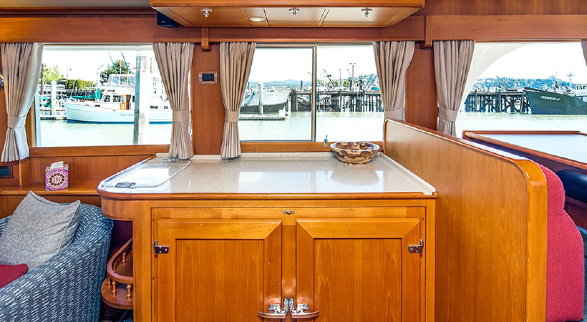 2007 Grand Banks 52' 52 Europa Pinkerton | Picture 7 of 26