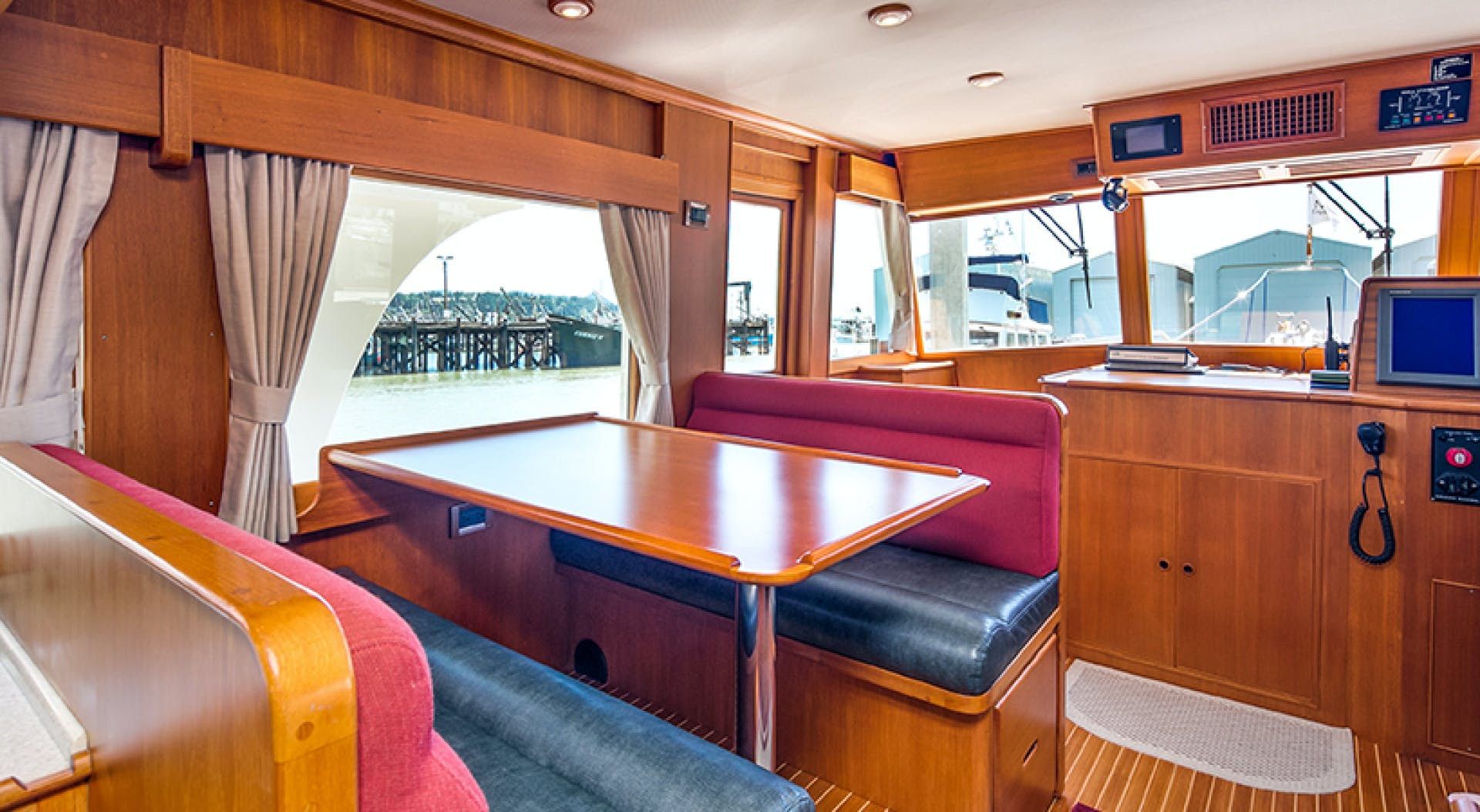 2007 Grand Banks 52' 52 Europa Pinkerton | Picture 6 of 26