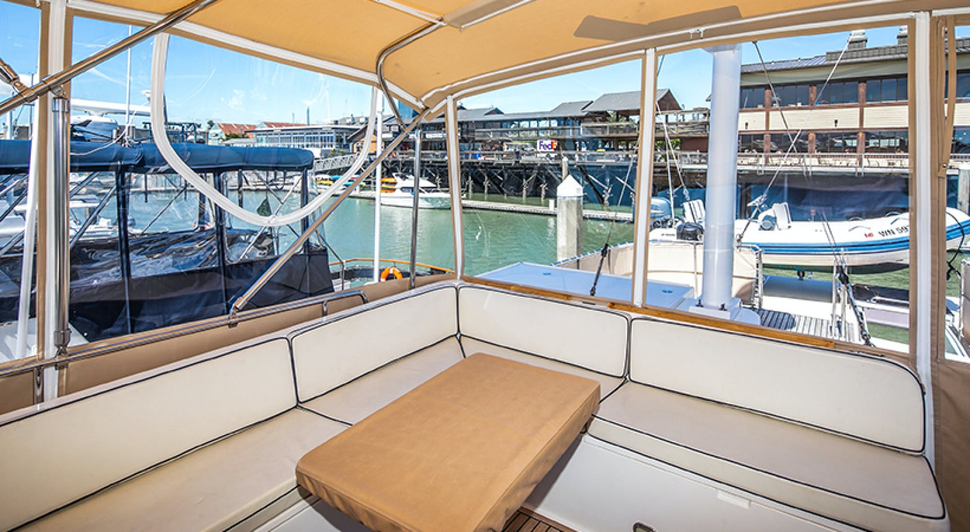 2007 Grand Banks 52' 52 Europa Pinkerton | Picture 2 of 26
