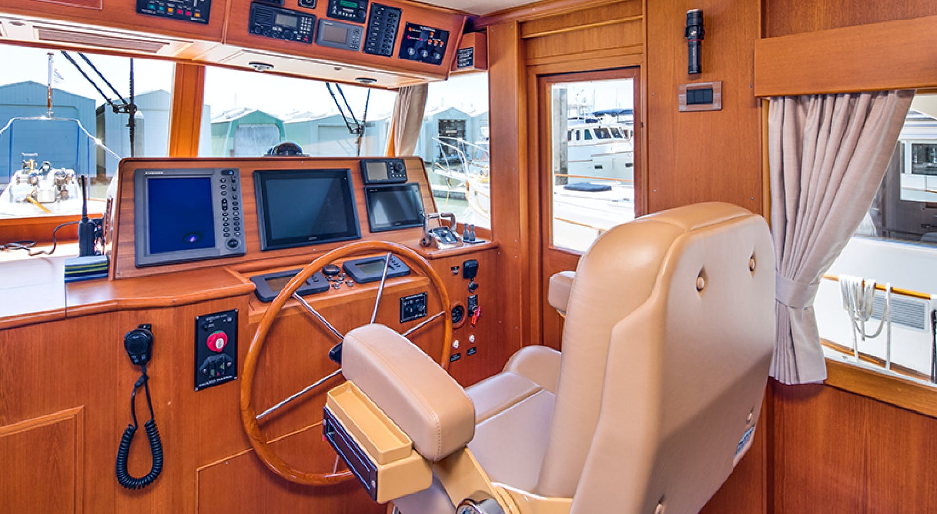 2007 Grand Banks 52' 52 Europa Pinkerton | Picture 3 of 26