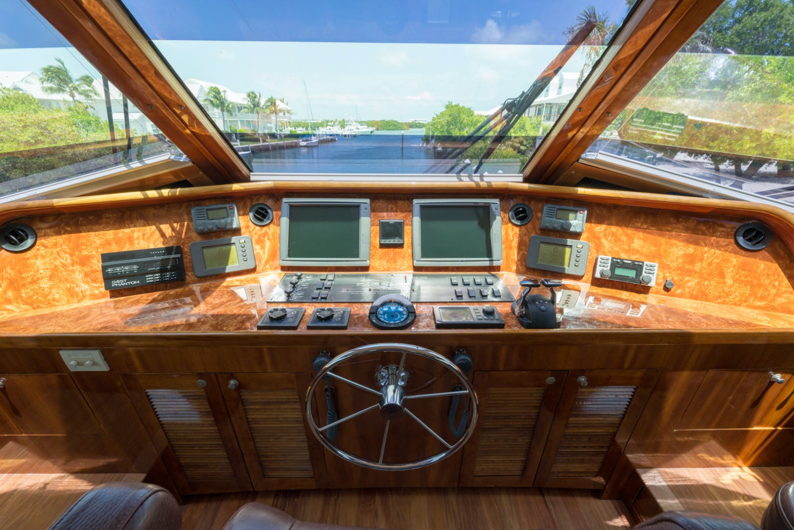 2001 Buddy Davis 61' 61 Sportfish Enclosed Pilothouse Don Don  | Picture 1 of 45