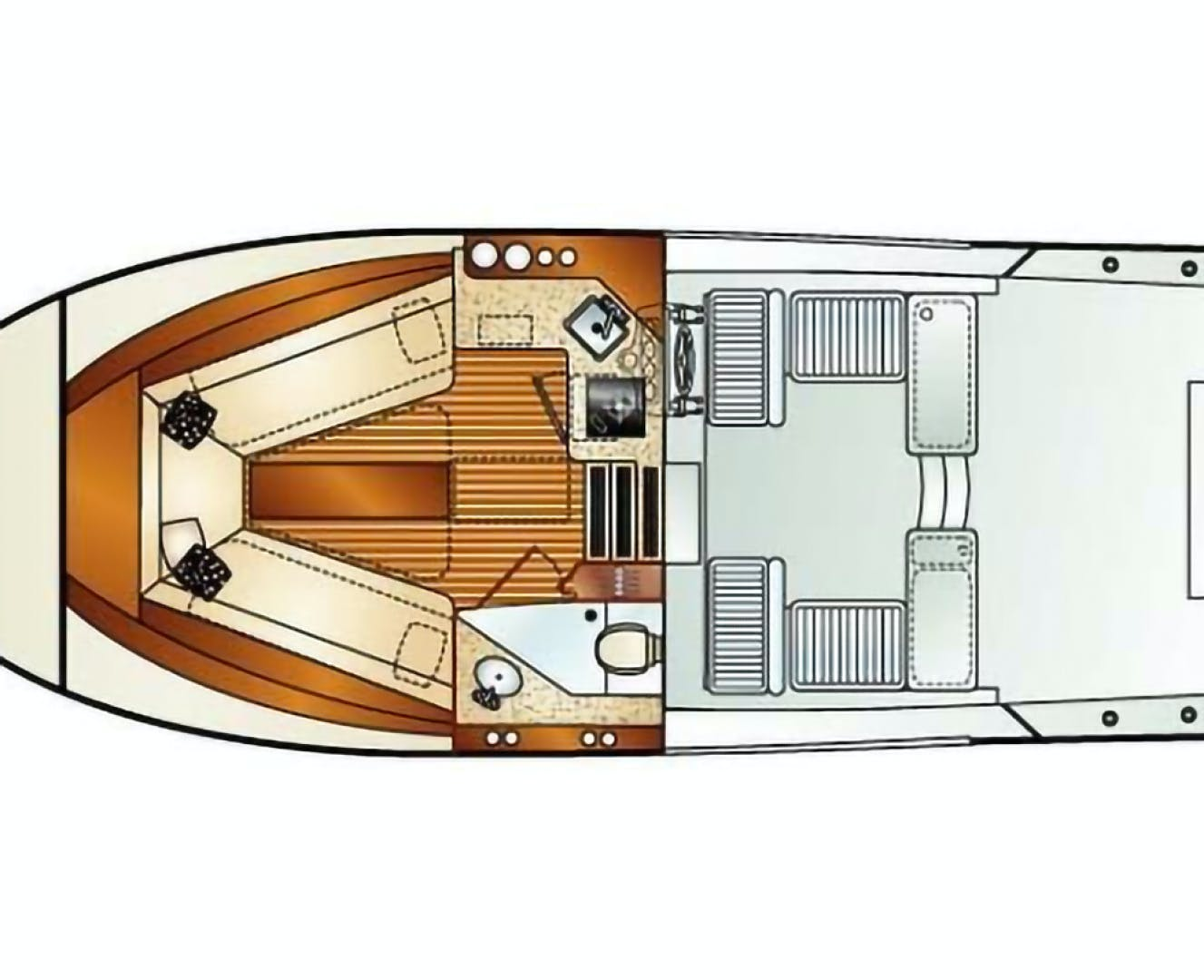 2007 Luhrs 34' 31 Open    Picture 2 of 18