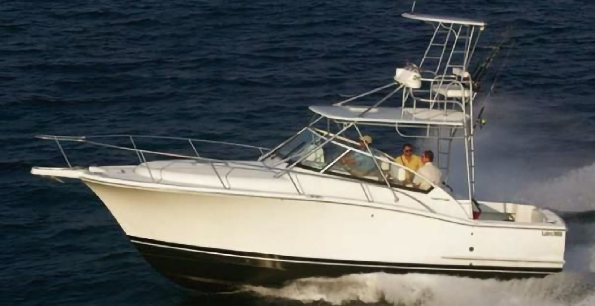 2007 Luhrs 34' 31 Open    Picture 1 of 18
