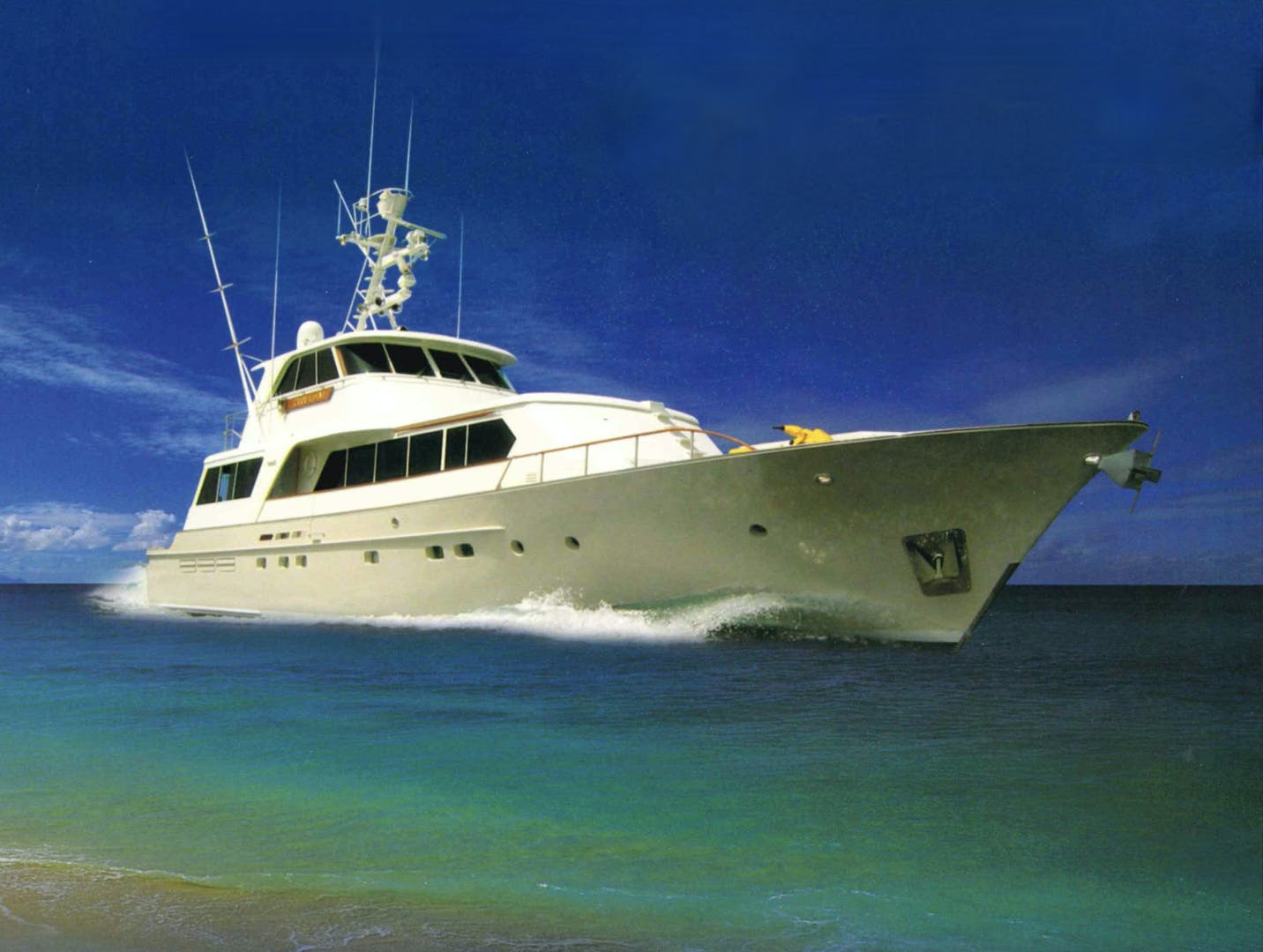 1977 Feadship 85' Yacht Fisherman Impetuous | Picture 5 of 46