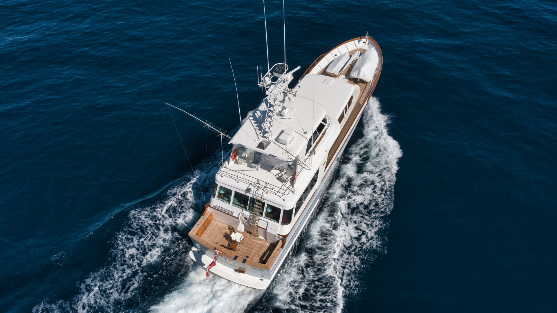 1977 Feadship 85' Yacht Fisherman Impetuous | Picture 3 of 46