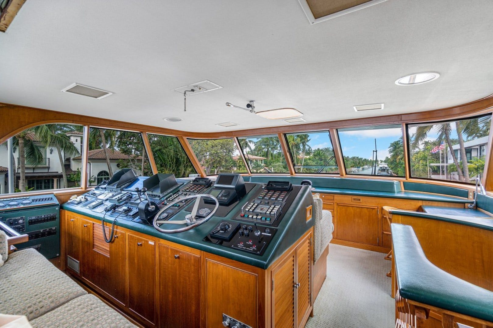 1977 Feadship 85' Yacht Fisherman Impetuous | Picture 1 of 46