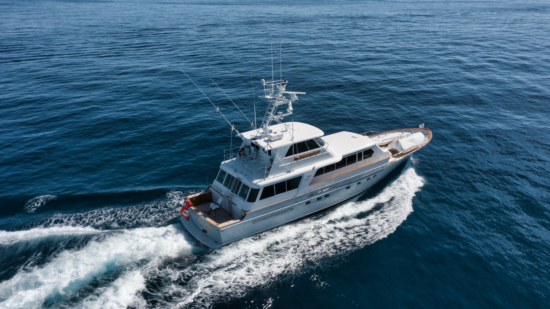 1977 Feadship 85' Yacht Fisherman Impetuous | Picture 2 of 46