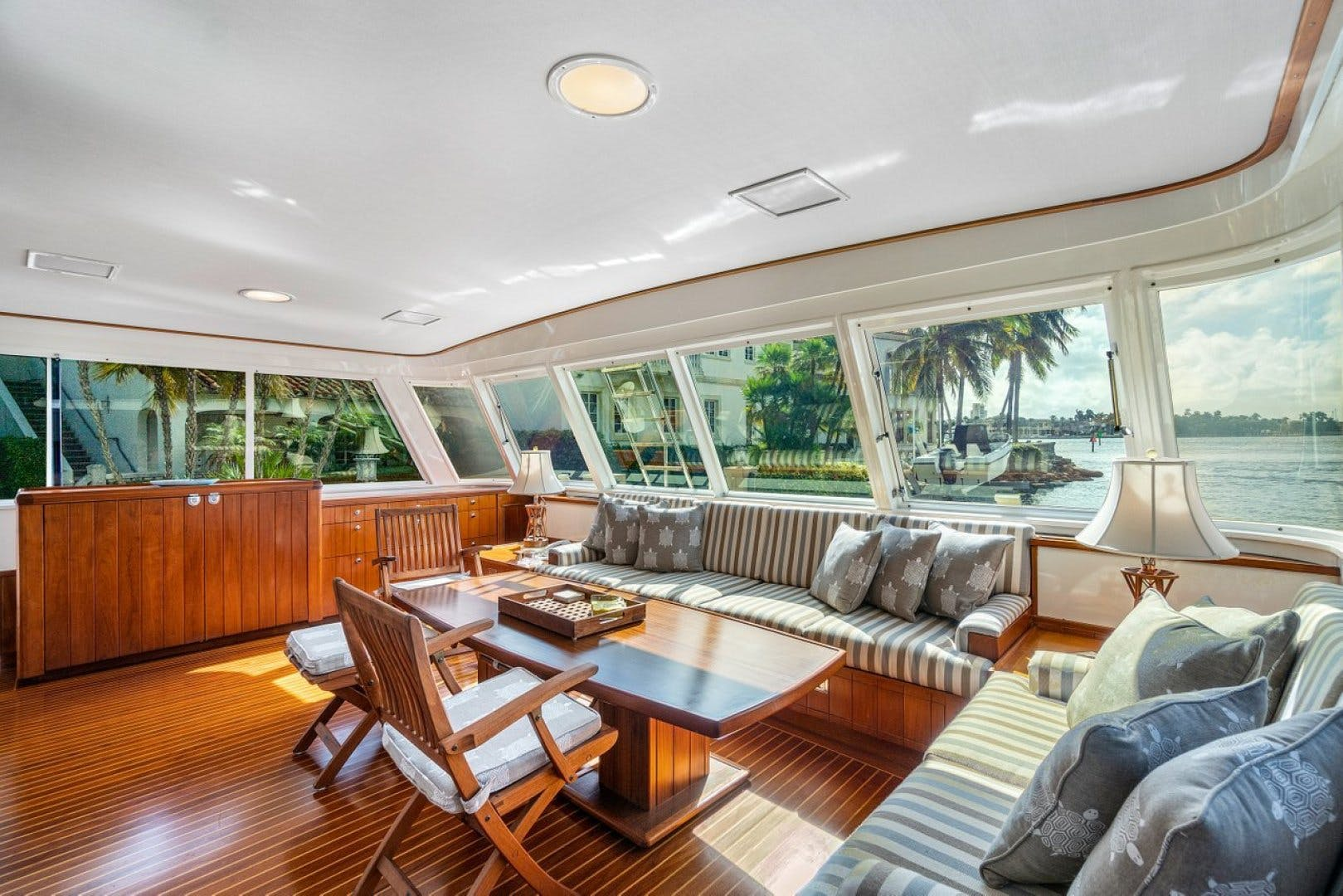 1977 Feadship 85' Yacht Fisherman Impetuous | Picture 7 of 46
