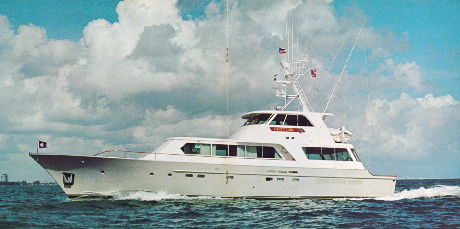 1977 Feadship 85' Yacht Fisherman Impetuous | Picture 4 of 46