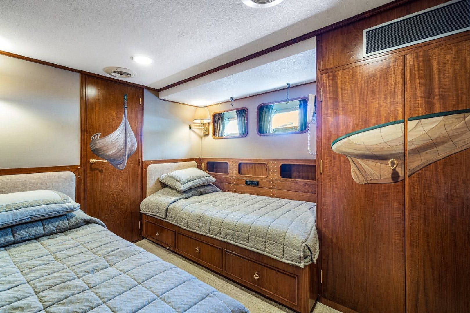 1977 Feadship 85' Yacht Fisherman Impetuous | Picture 8 of 46