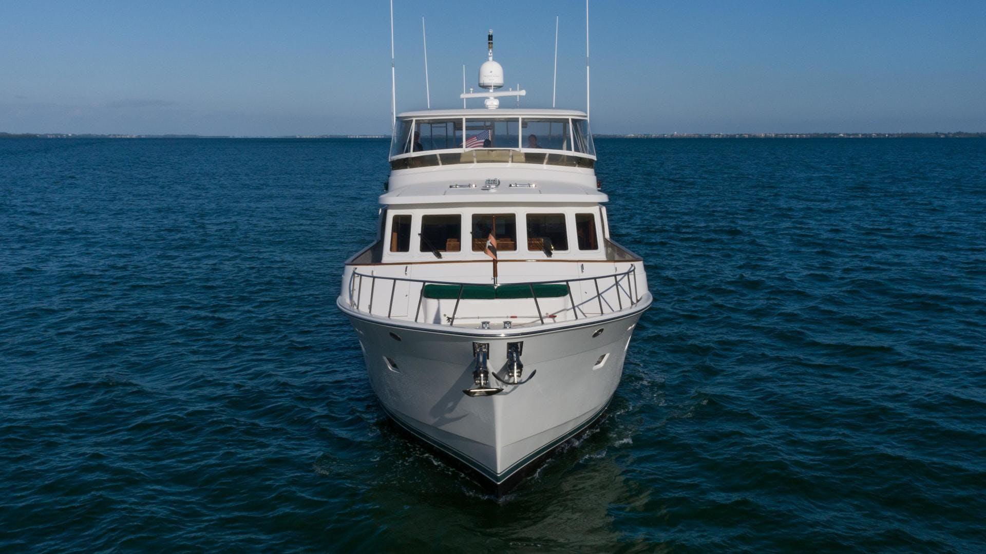 2009 Offshore Yachts 64'  LESTIQUE | Picture 7 of 91