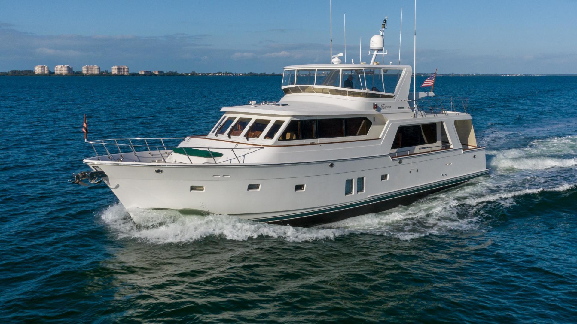 """2009 Offshore Yachts 64'  """"LESTIQUE"""""""