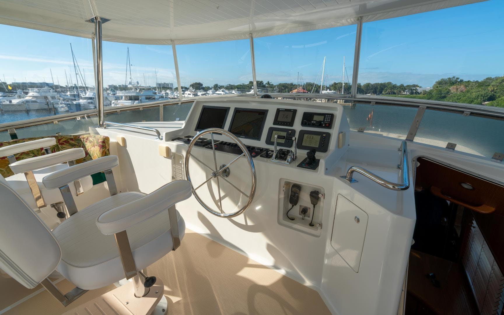 2009 Offshore Yachts 64'  LESTIQUE | Picture 8 of 91
