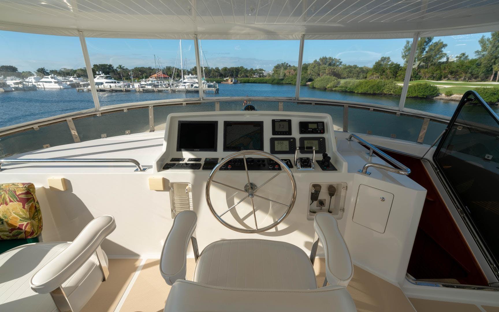 2009 Offshore Yachts 64'  LESTIQUE | Picture 1 of 91