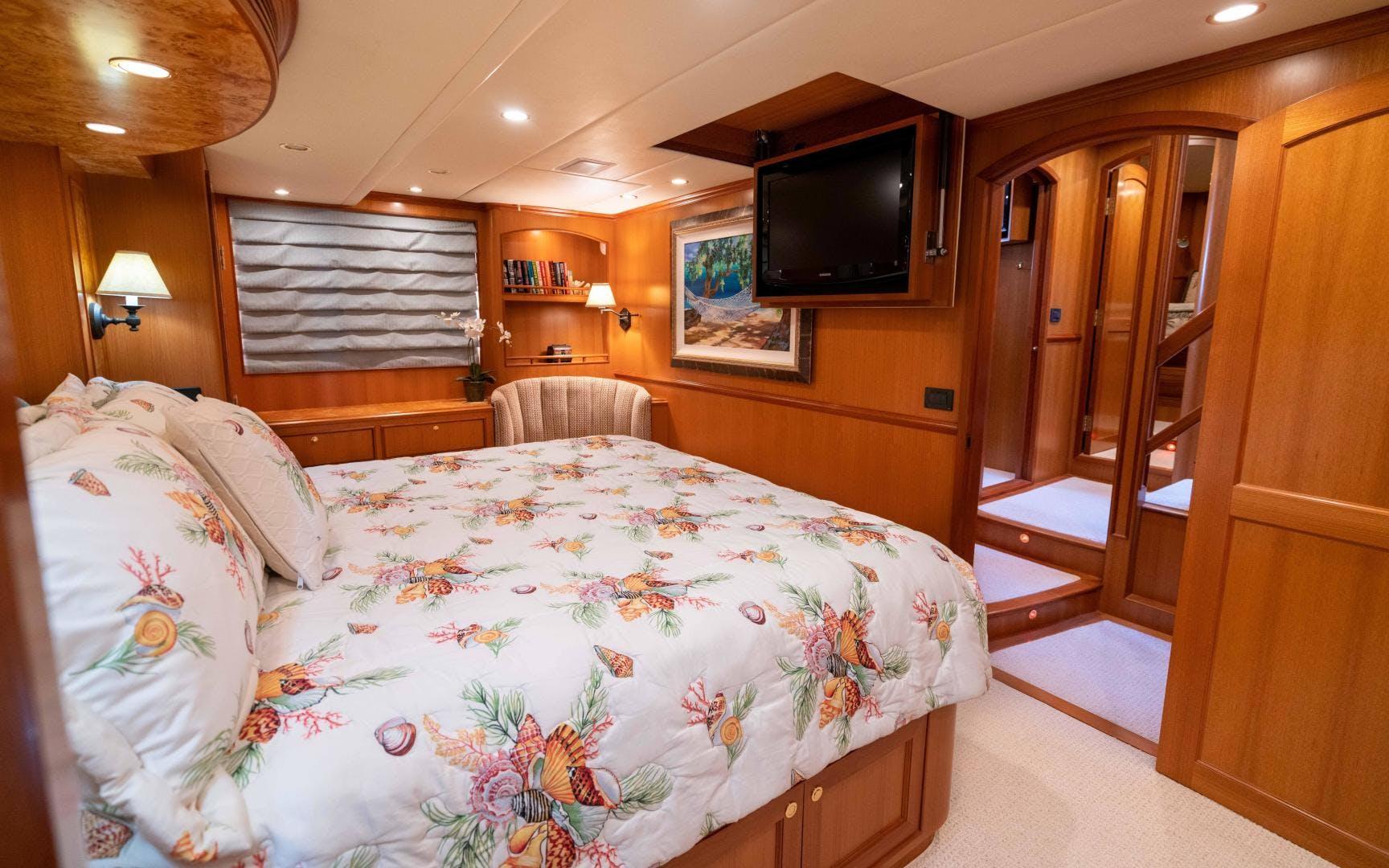 2009 Offshore Yachts 64'  LESTIQUE | Picture 4 of 91