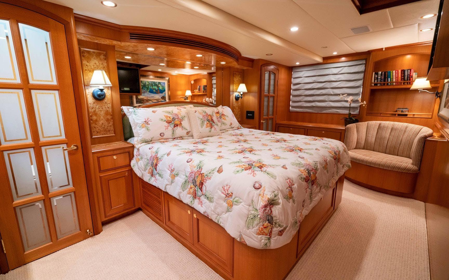 2009 Offshore Yachts 64'  LESTIQUE | Picture 3 of 91