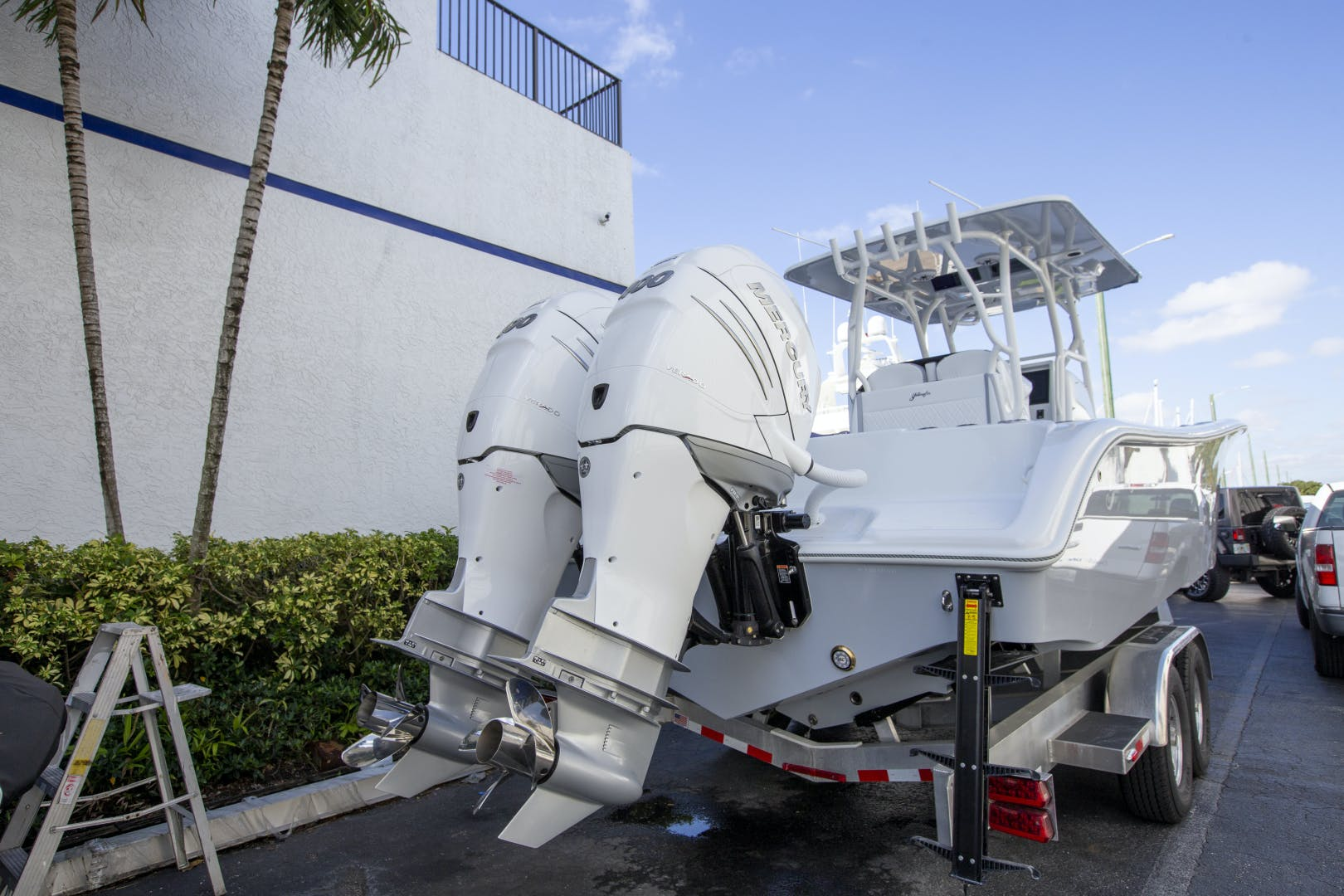 2021 Yellowfin 32' 32 32 Offshore   In Stock Now | Picture 7 of 21