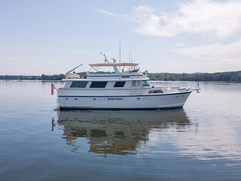 "1987 Hatteras 63' 63 Motor Yacht ""ALL MY GIRLS"""