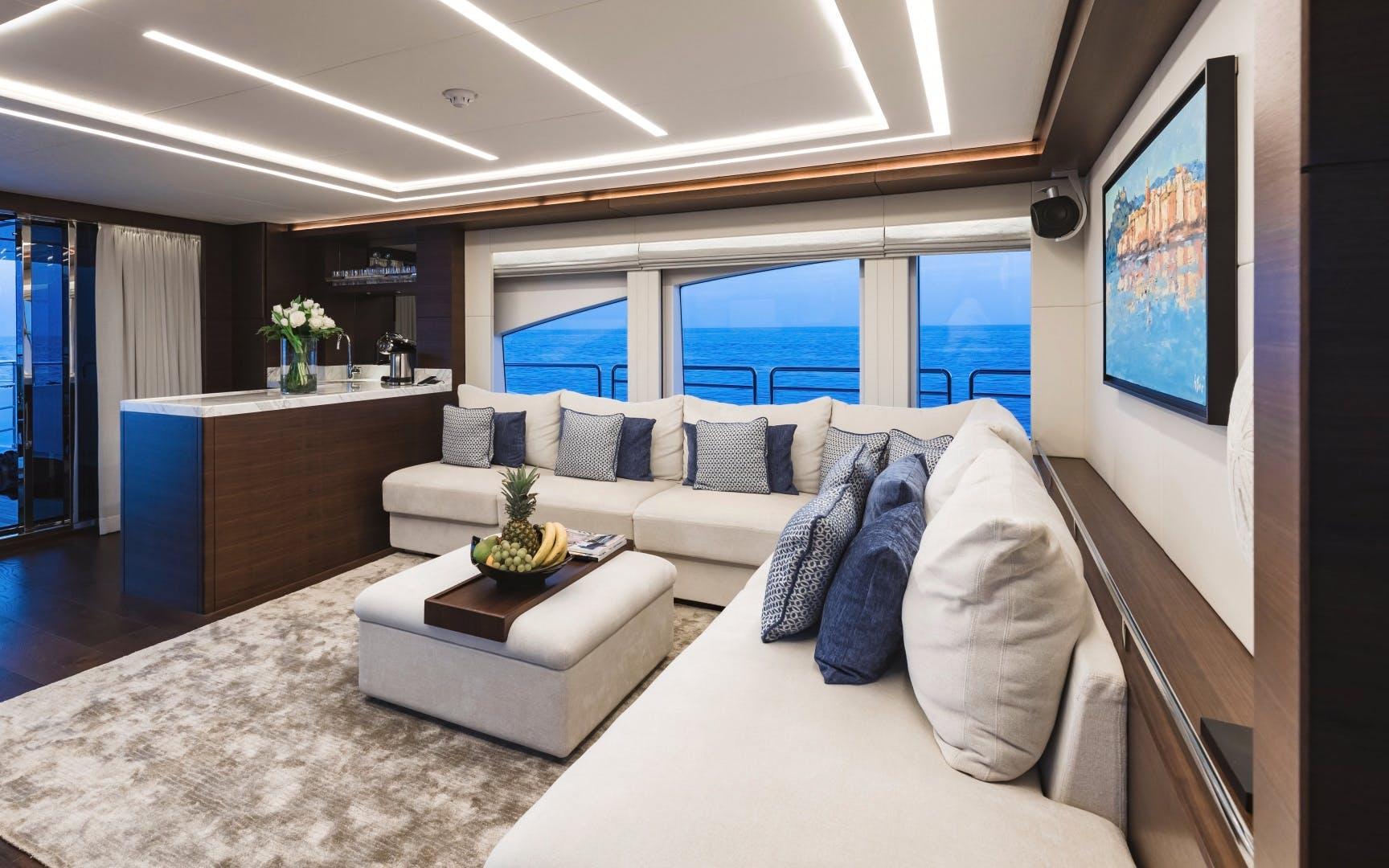 2018 Gulf Craft 125' Majesty 125 ALTAVITA | Picture 3 of 30