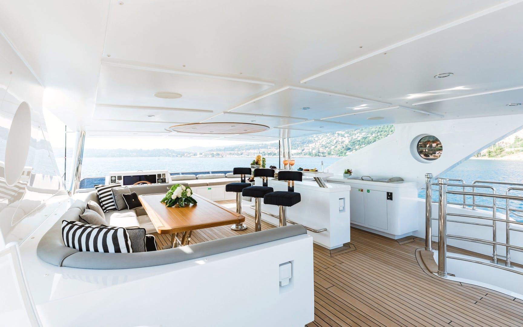 2018 Gulf Craft 125' Majesty 125 ALTAVITA | Picture 6 of 30