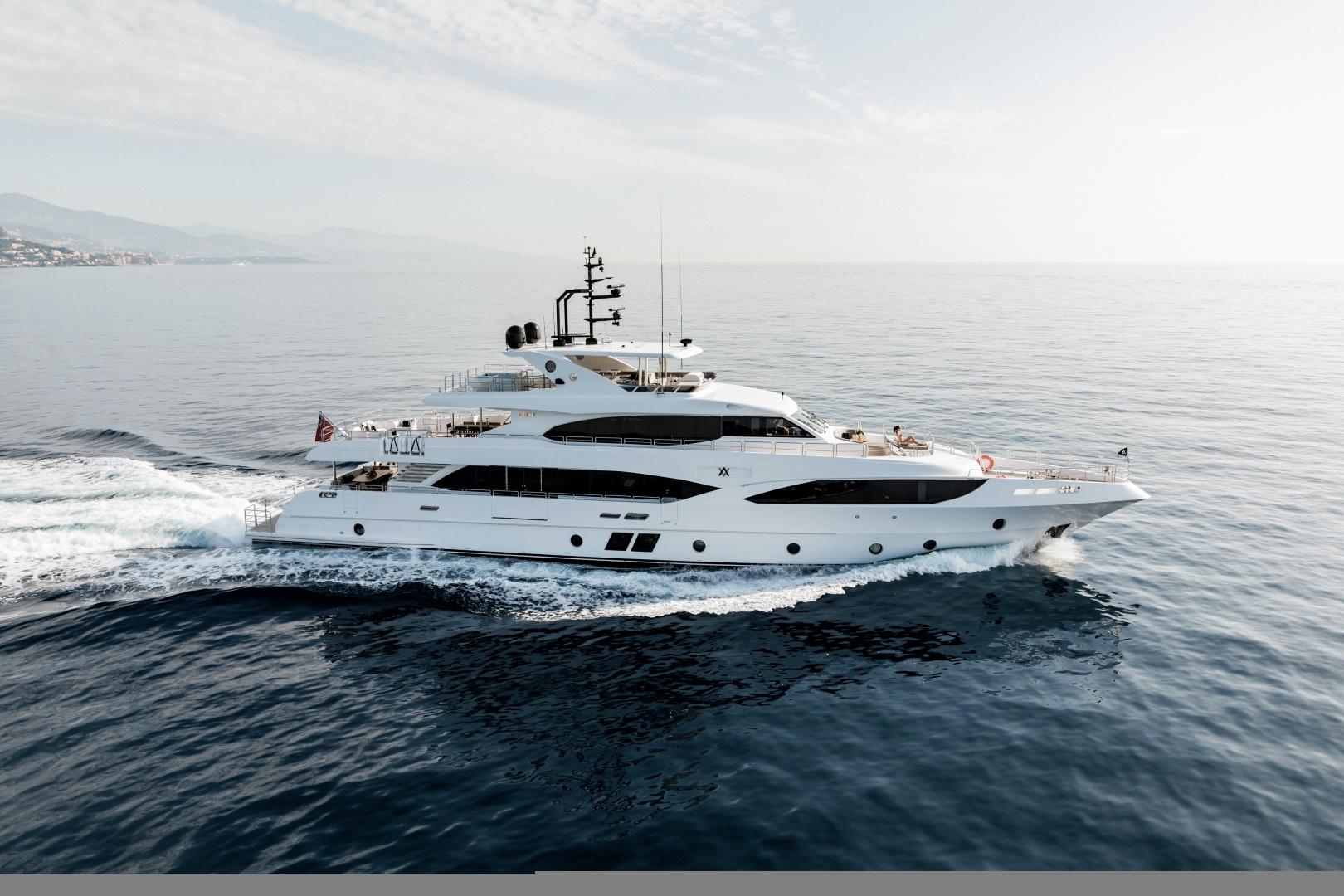 """2018 Gulf Craft 125' Majesty 125 """"ALTAVITA"""""""