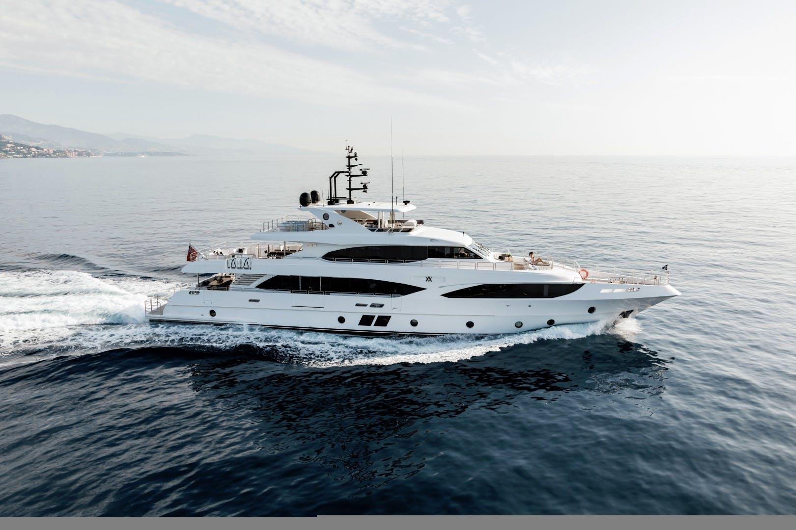 2018 Gulf Craft 125' Majesty 125 ALTAVITA | Picture 1 of 30
