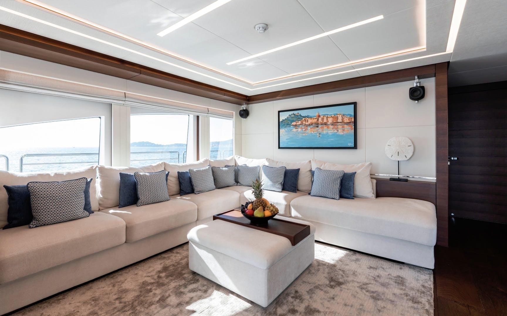 2018 Gulf Craft 125' Majesty 125 ALTAVITA | Picture 2 of 30