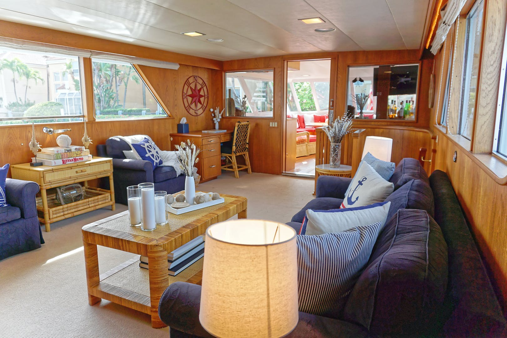 1986 Burger 88' Motor Yacht Encore | Picture 7 of 50