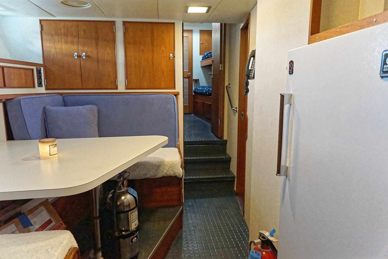 1986 Burger 88' Motor Yacht Encore | Picture 5 of 50
