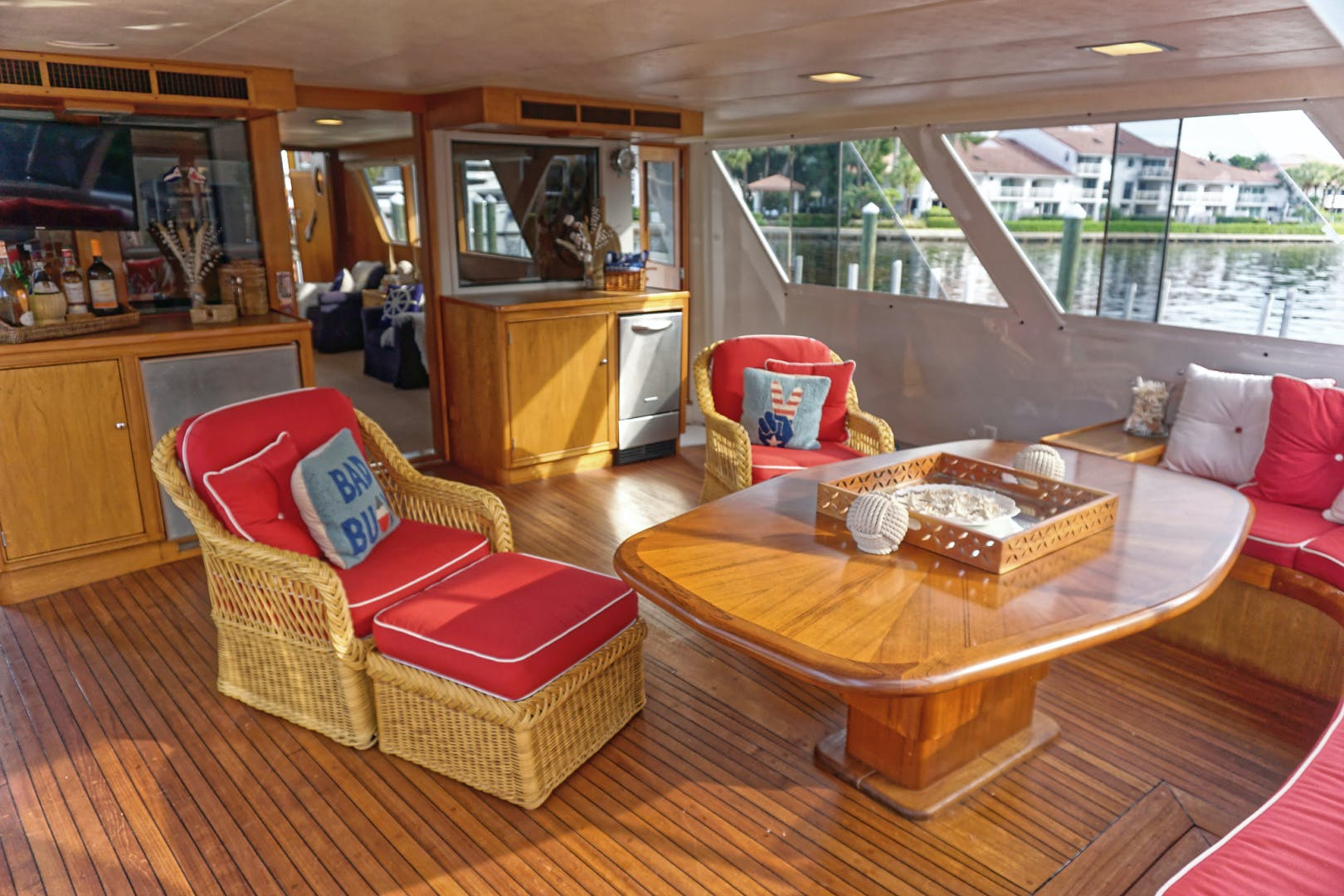 1986 Burger 88' Motor Yacht Encore | Picture 1 of 50