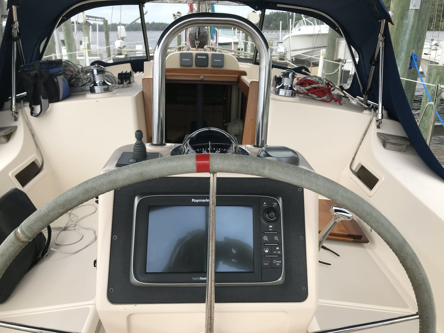 2010 Island Packet 38' Estero Withheld | Picture 2 of 17