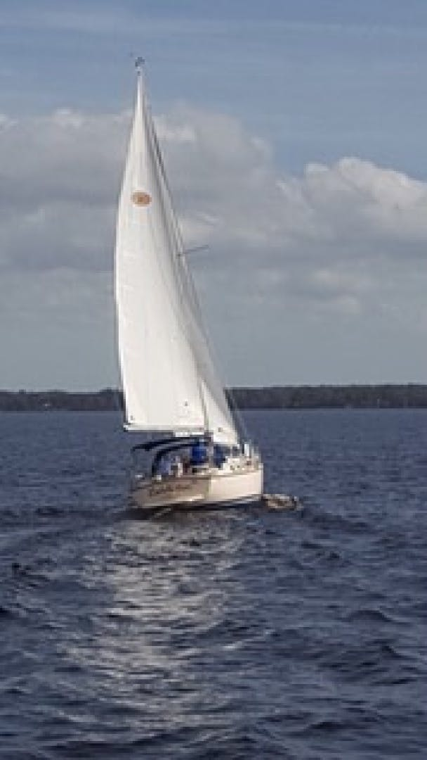 2010 Island Packet 38' Estero Withheld | Picture 1 of 17