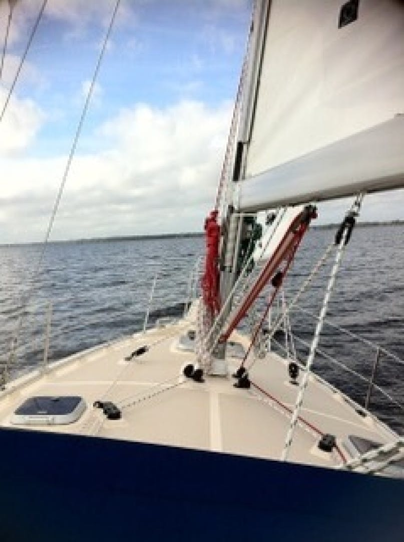 2010 Island Packet 38' Estero Withheld | Picture 7 of 17