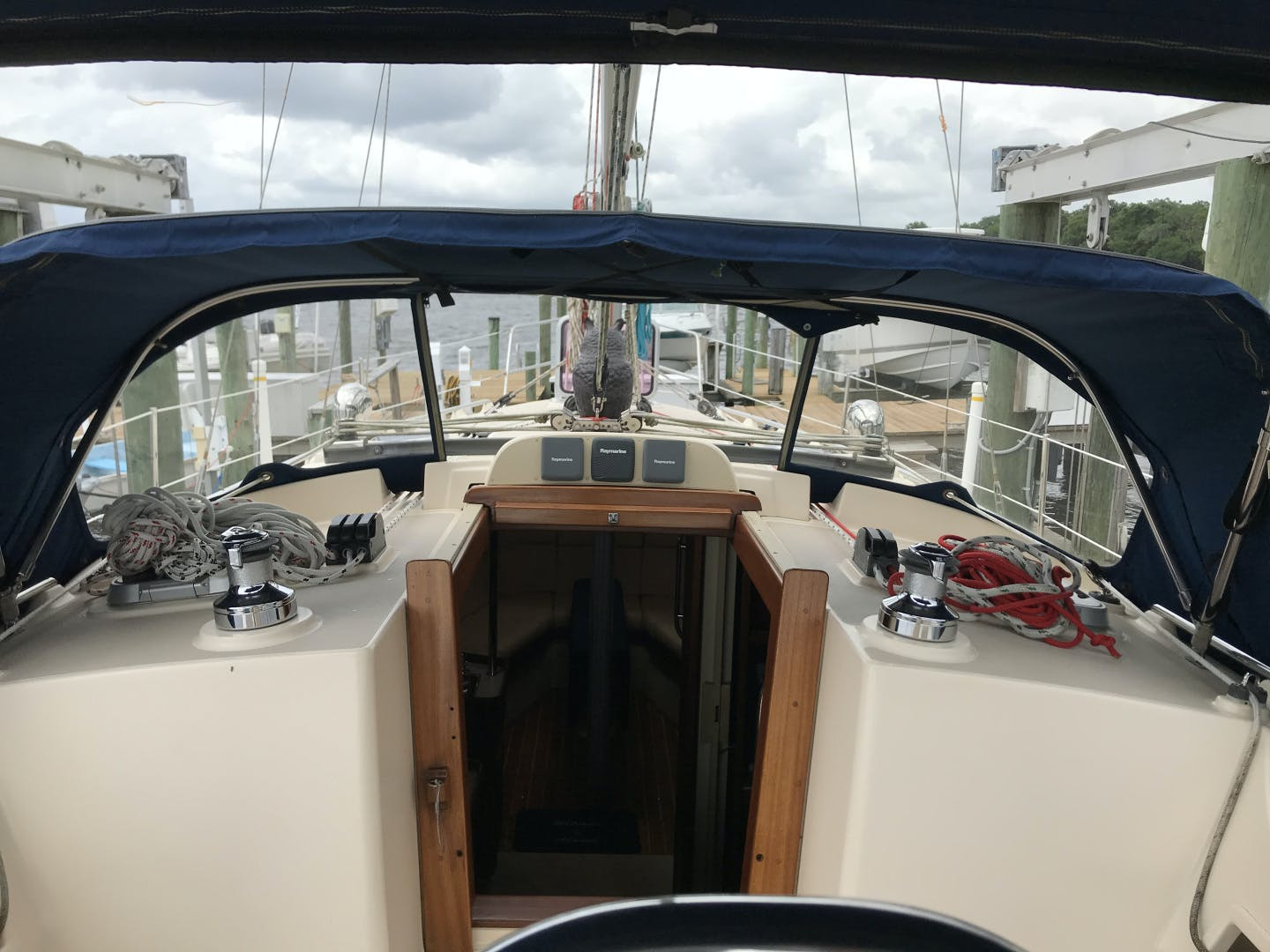 2010 Island Packet 38' Estero Withheld | Picture 4 of 17
