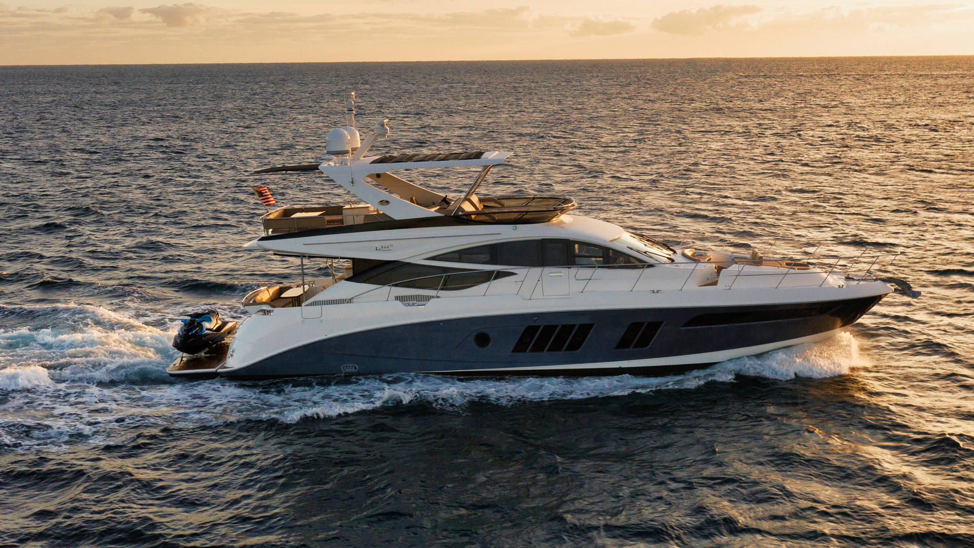 """2015 Sea Ray 65' L650 Fly """"Migration"""""""