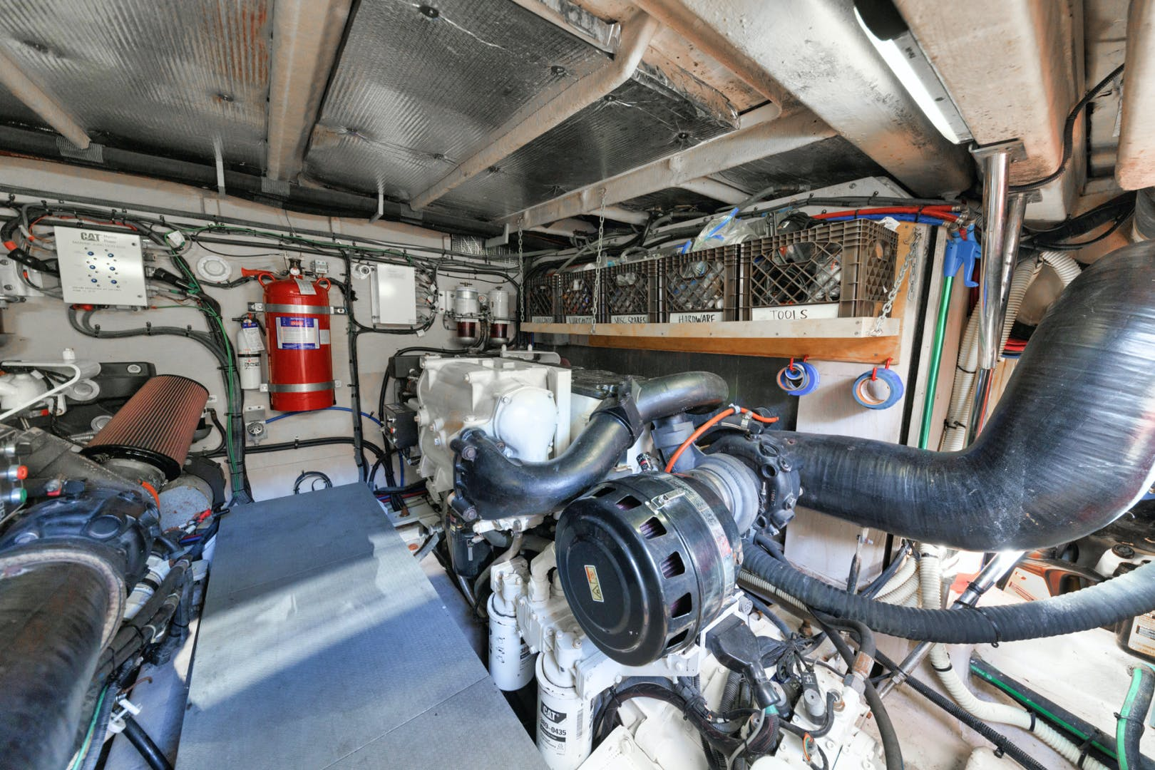2015 Sea Ray 65' L650 Fly Migration | Picture 8 of 29