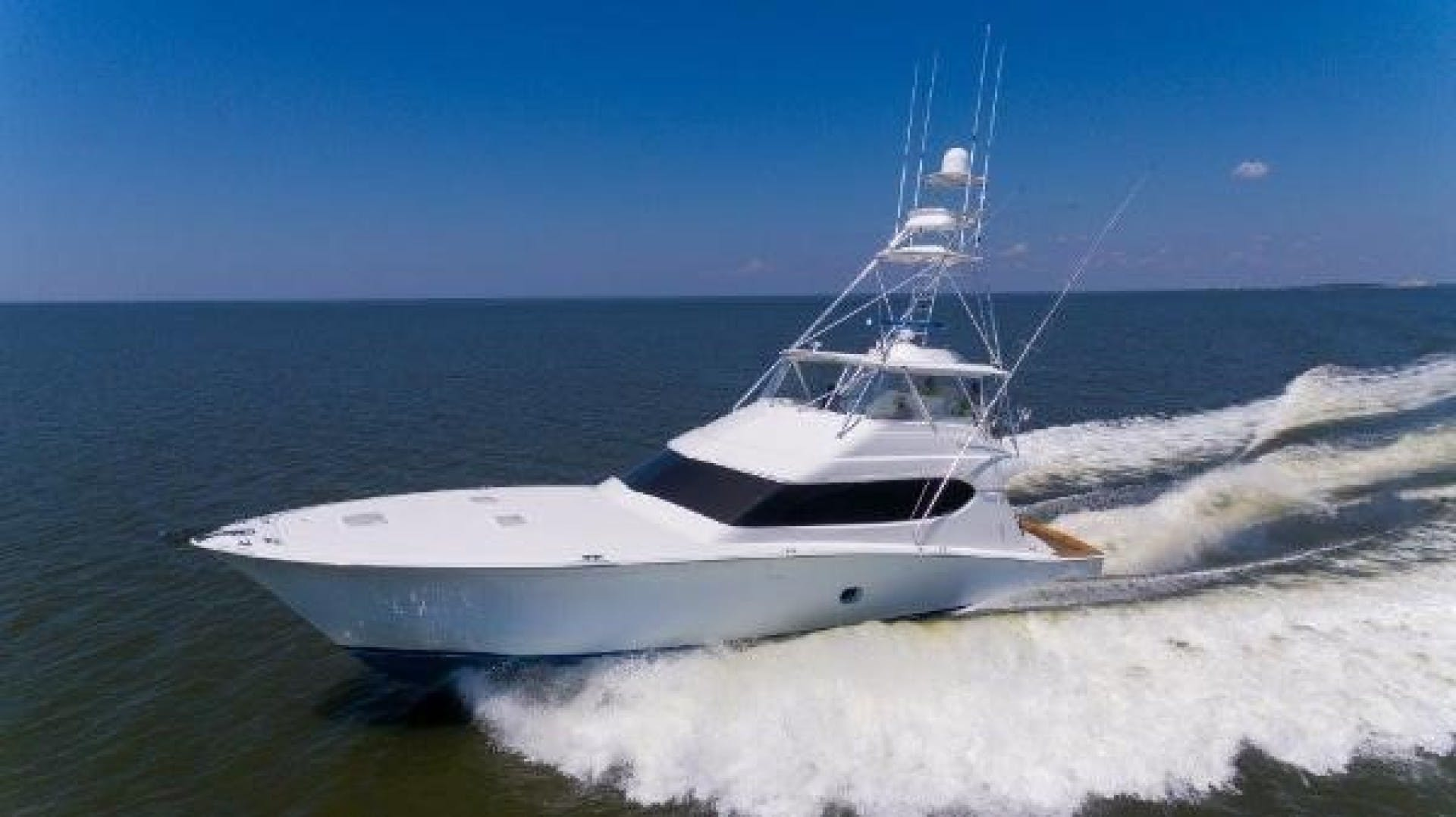 2005 Hatteras 68' Convertible Sweet Liberty    Picture 1 of 62