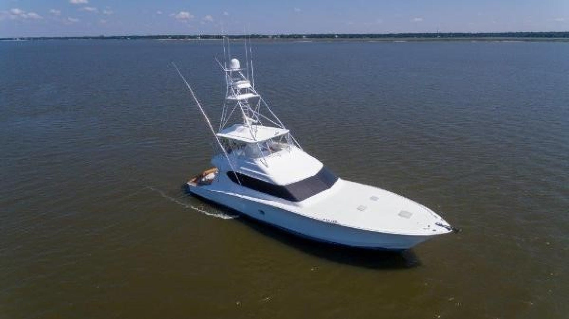 2005 Hatteras 68' Convertible Sweet Liberty    Picture 4 of 62